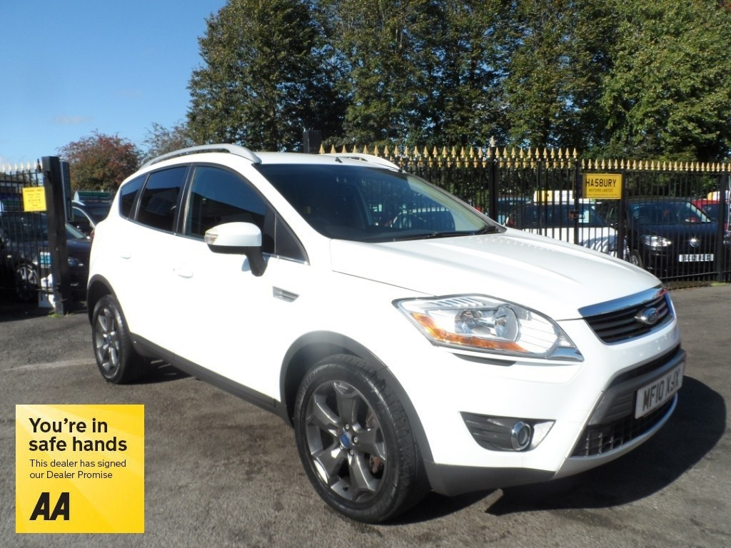 used Ford Kuga ZETEC TDCI in Halesowen