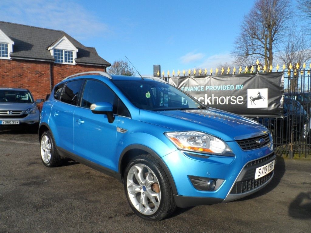 used Ford Kuga TITANIUM TDCI in Halesowen