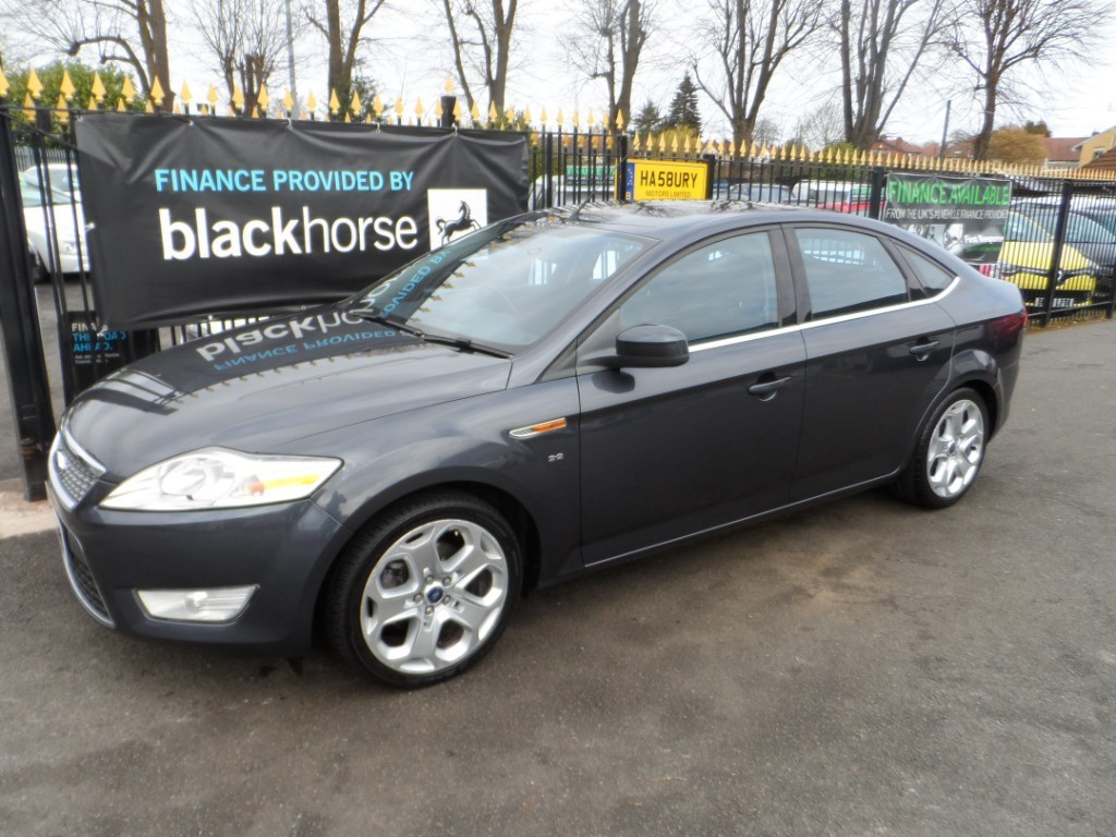 used Ford Mondeo TITANIUM TDCI in Halesowen