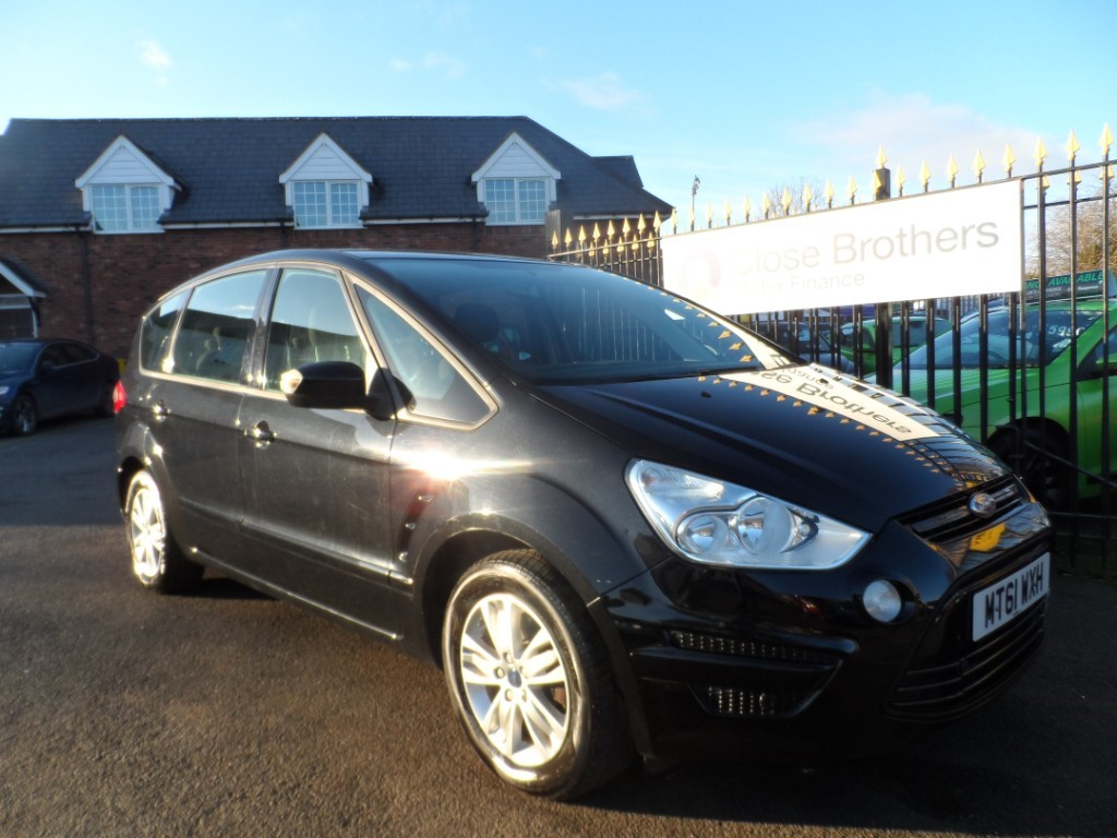 used Ford S-Max ZETEC in Halesowen