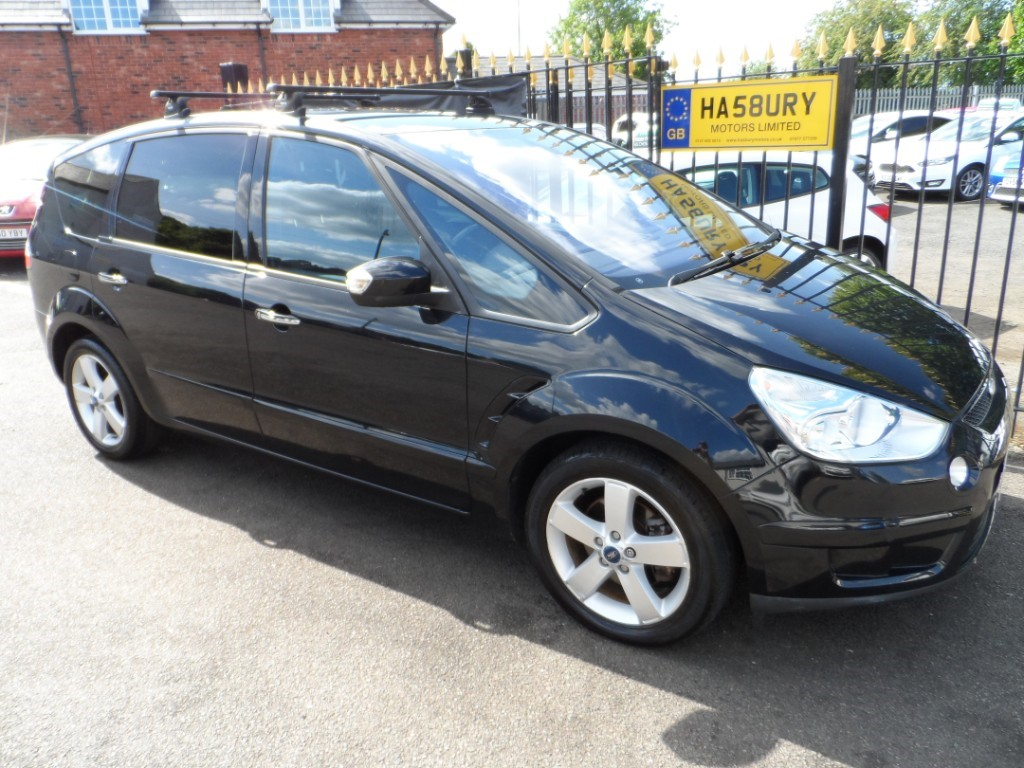 used Ford S-Max TITANIUM TDCI in Halesowen