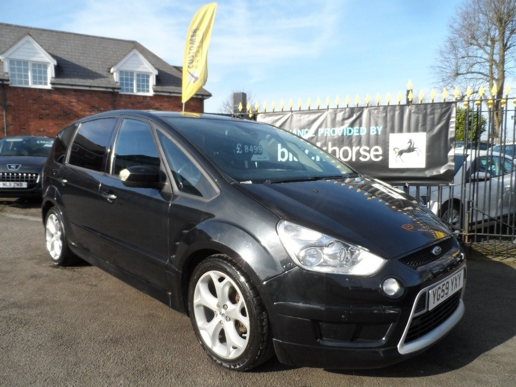 used Ford S-Max TDCi Titanium Individual 5dr in Halesowen