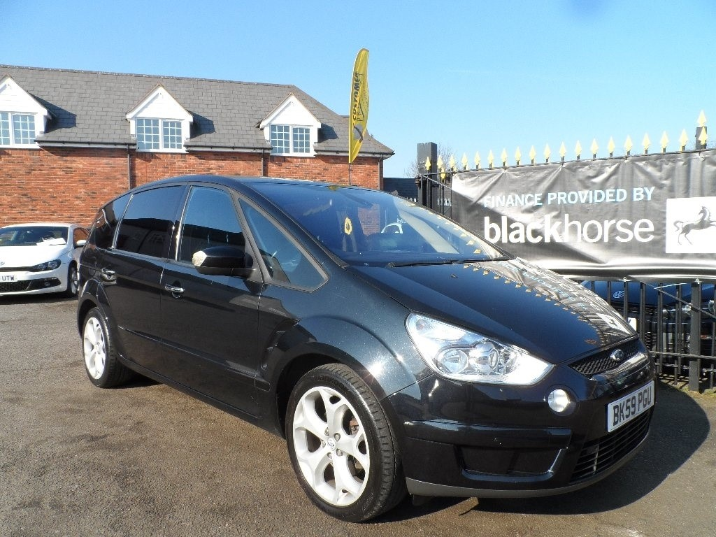 used Ford S-Max TDCi Titanium 5dr in Halesowen