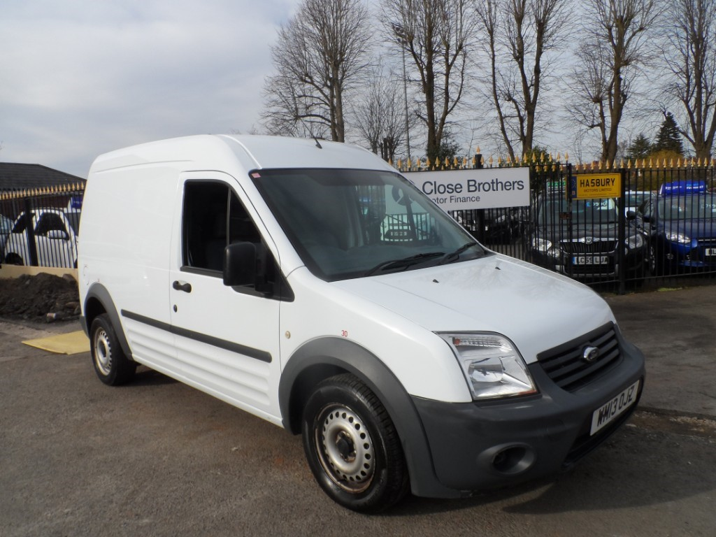 used Ford Transit Connect T230 HR P/V VDPF in Halesowen