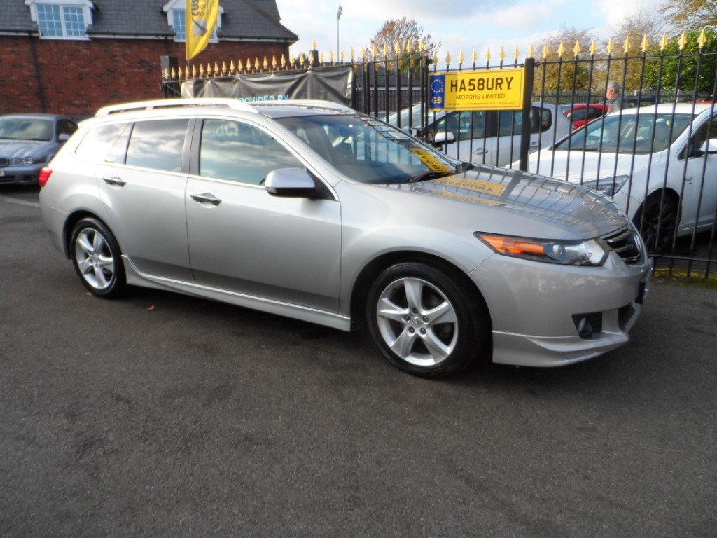used Honda Accord I-VTEC ES GT in Halesowen
