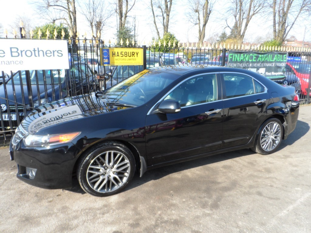 used Honda Accord I-DTEC EX in Halesowen