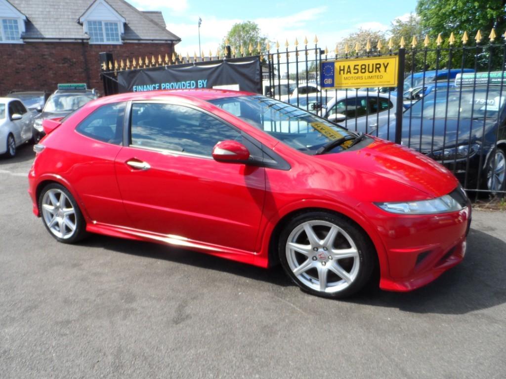 used Honda Civic i-VTEC Type R 3dr in Halesowen