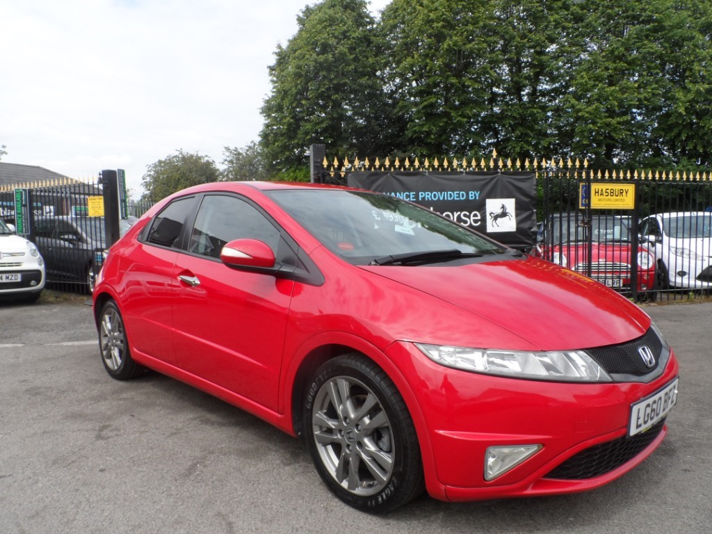 used Honda Civic I-VTEC SI in Halesowen