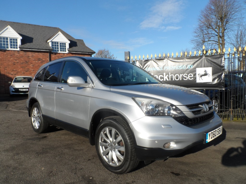 used Honda CR-V I-DTEC ES in Halesowen