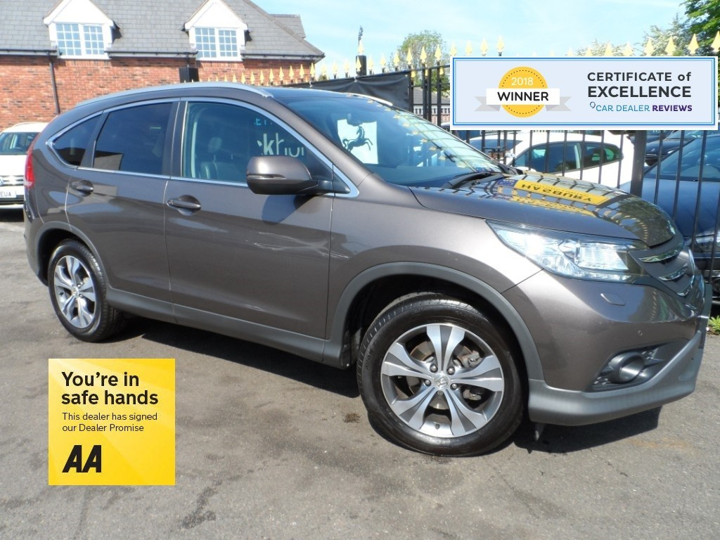 used Honda CR-V I-DTEC EX in Halesowen