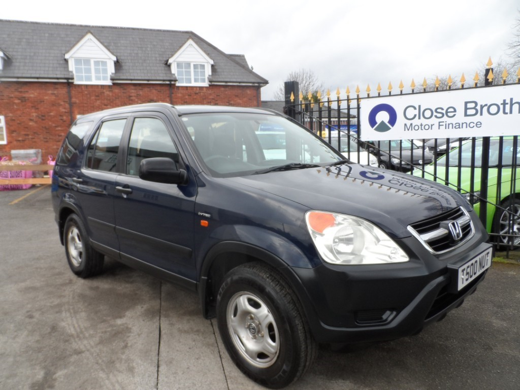 used Honda CR-V V-TEC SE in Halesowen