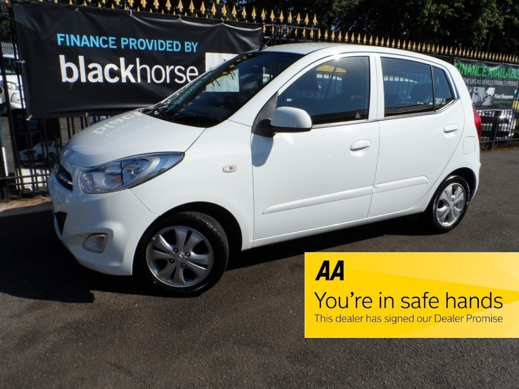 used Hyundai i10 ACTIVE in Halesowen