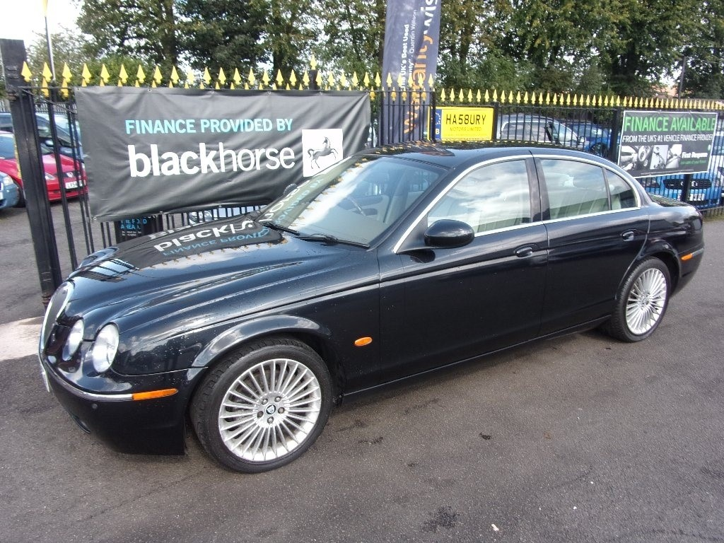 used Jaguar S-Type D V6 SE 4dr in Halesowen