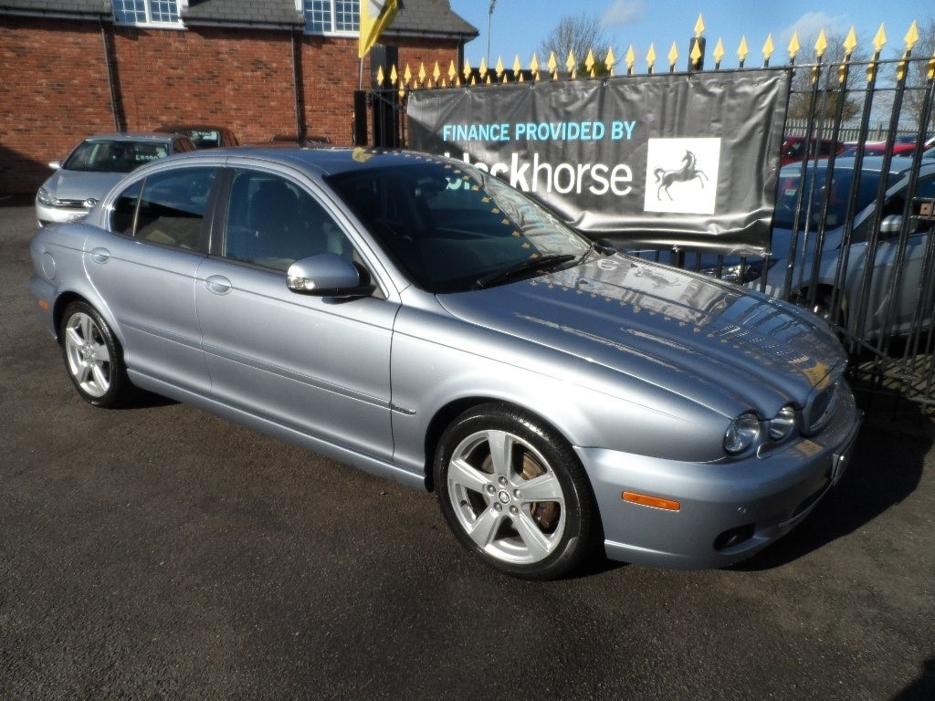 used Jaguar X-Type D SE 4dr in Halesowen