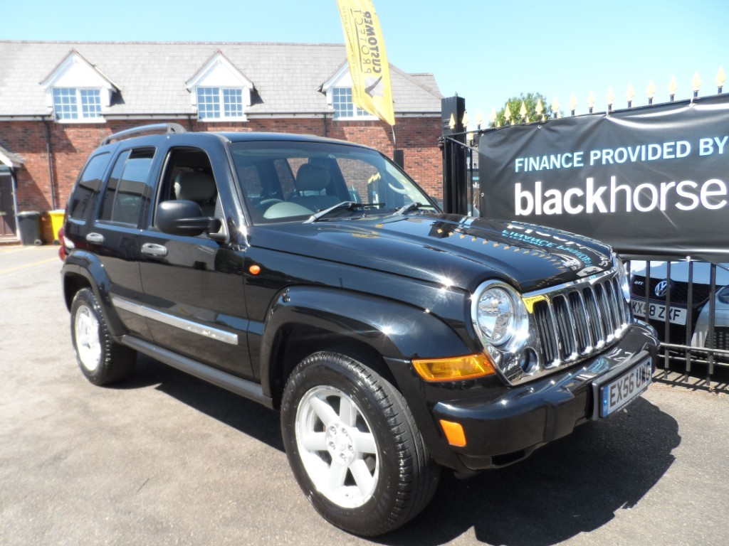 used Jeep Cherokee CRD LIMITED in Halesowen
