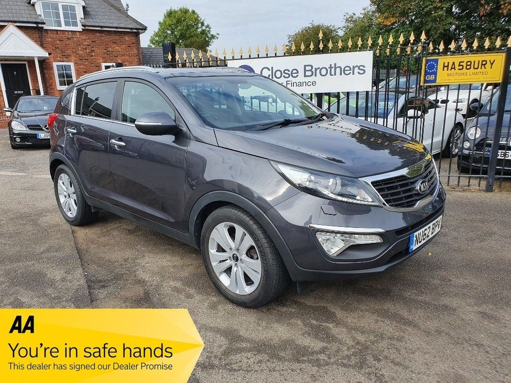 used Kia Sportage CRDI 3 in Halesowen