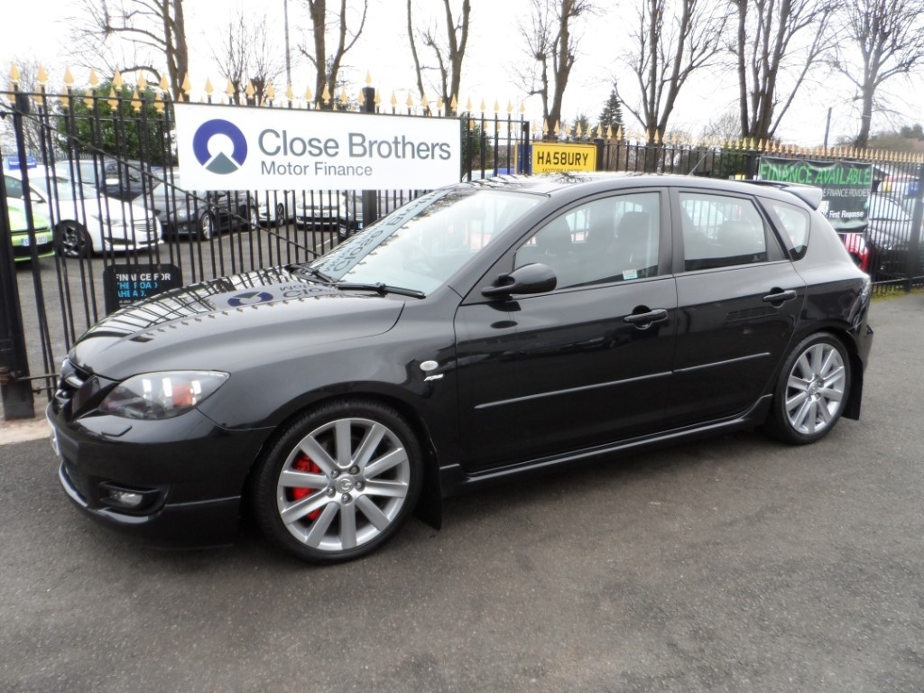 used Mazda Mazda3 MPS AERO SPORTS in Halesowen
