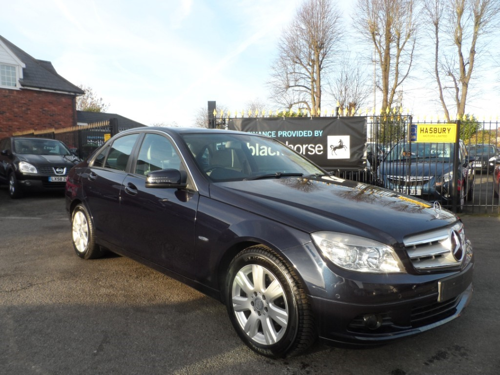 used Mercedes C200 CDI BLUEEFFICIENCY EXECUTIVE SE in Halesowen