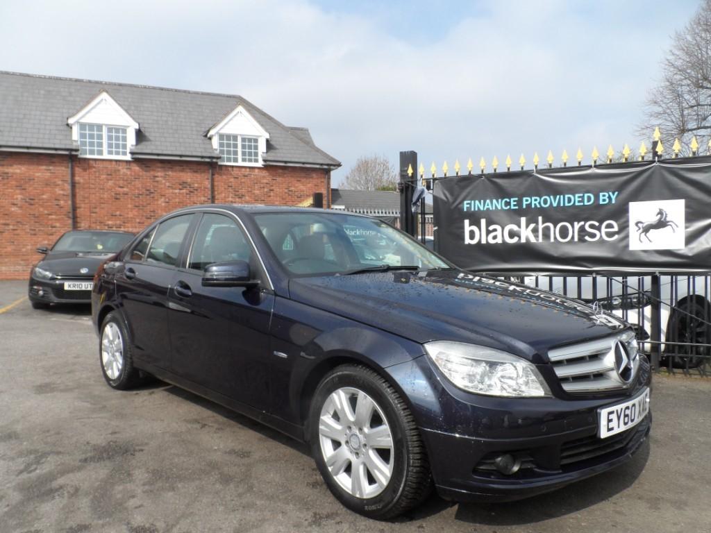 used Mercedes C200 CDI BLUEEFFICIENCY EXECUTIVE SE in Halesowen