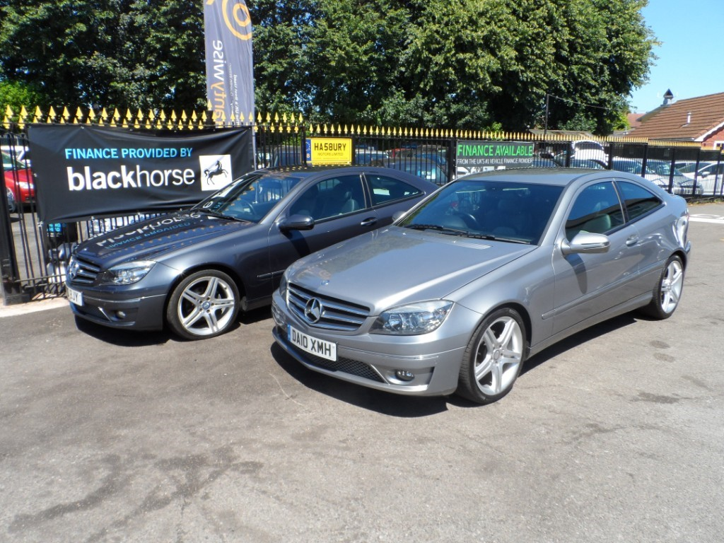 used Mercedes CLC200 CDI SPORT in Halesowen