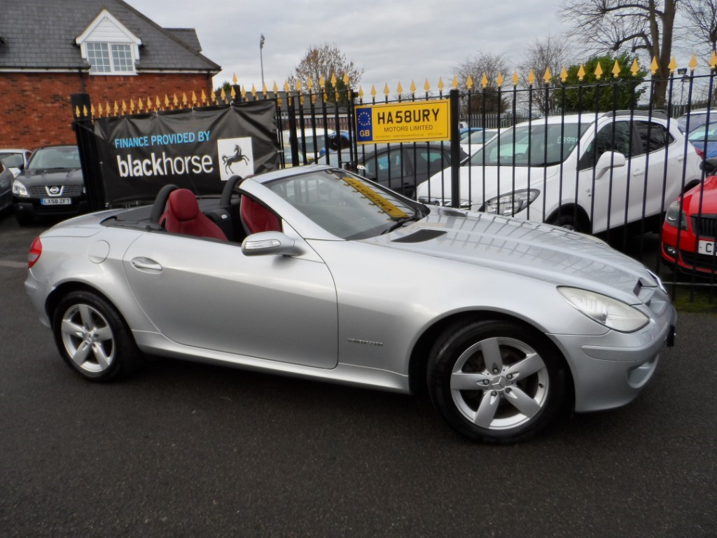 used Mercedes SLK200 200 KOMPRESSOR in Halesowen