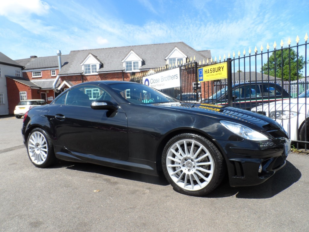 used Mercedes SLK55 AMG 55 AMG in Halesowen