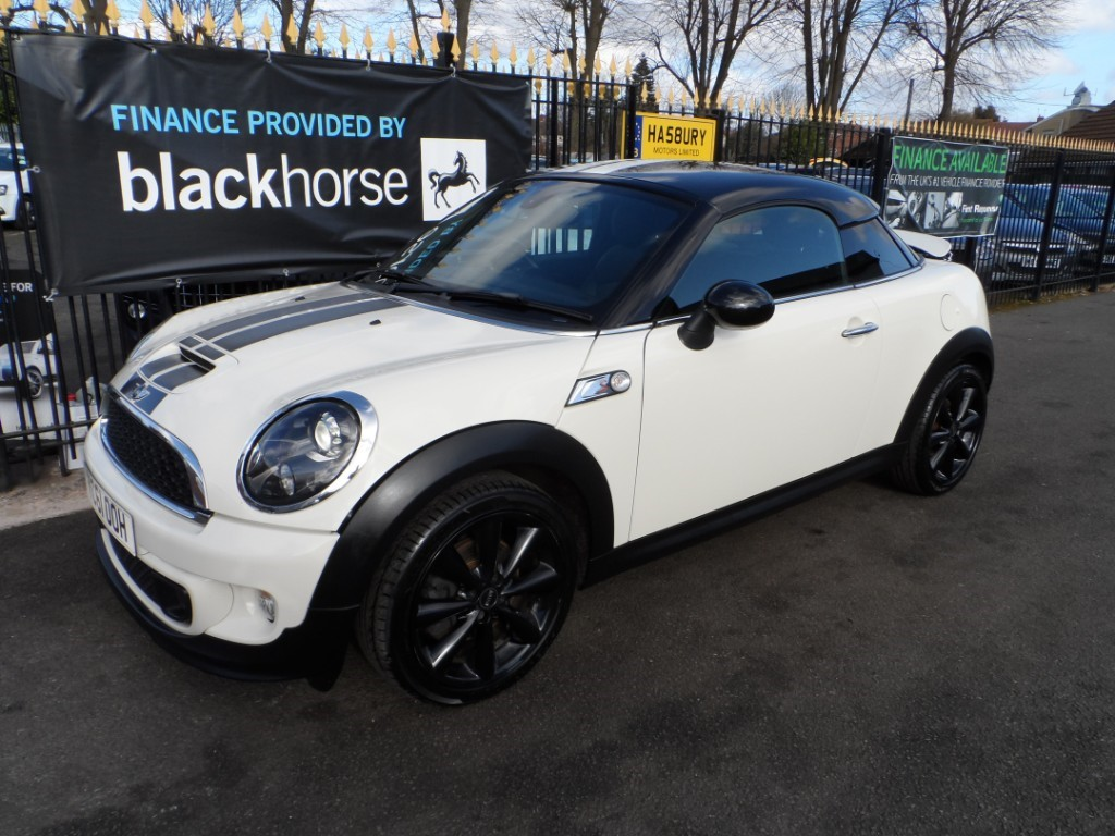 used MINI Coupe COOPER SD in Halesowen