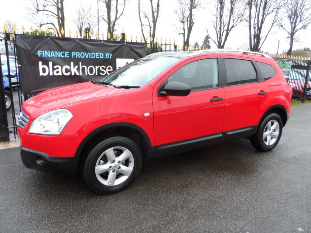 used Nissan Qashqai VISIA PLUS 2 in Halesowen