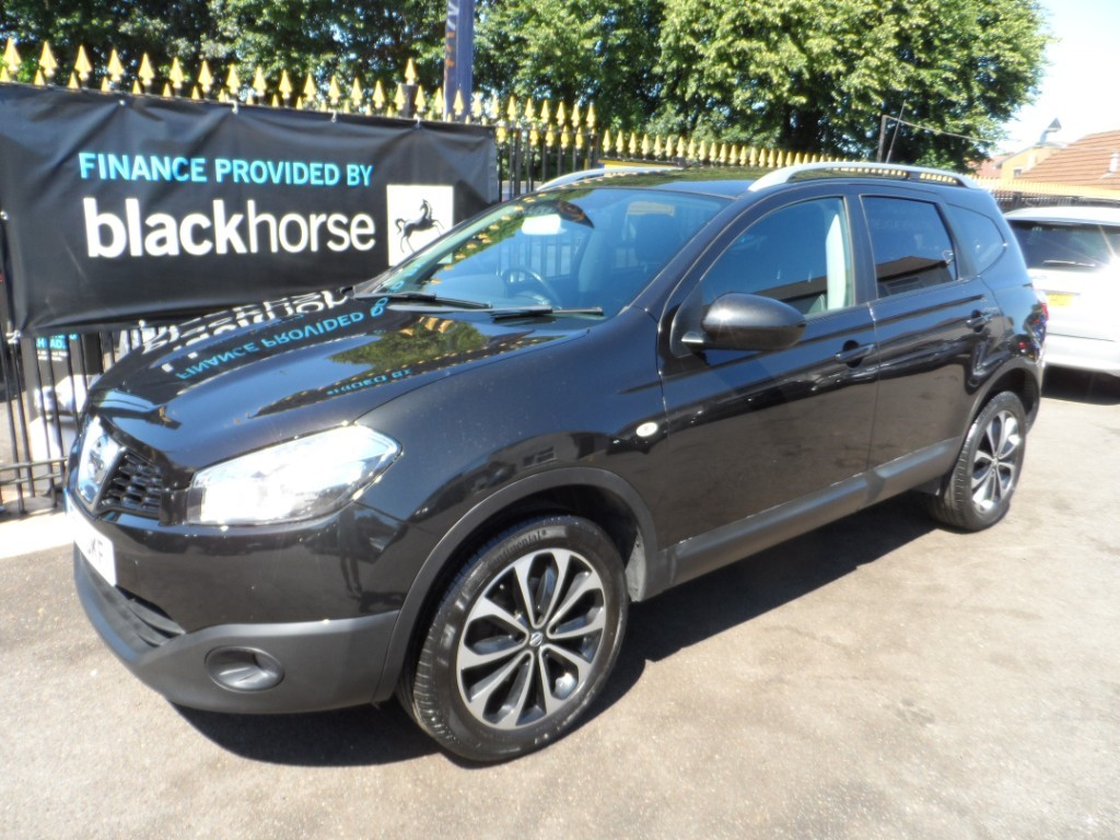 used Nissan Qashqai DCI N-TEC PLUS 2 in Halesowen
