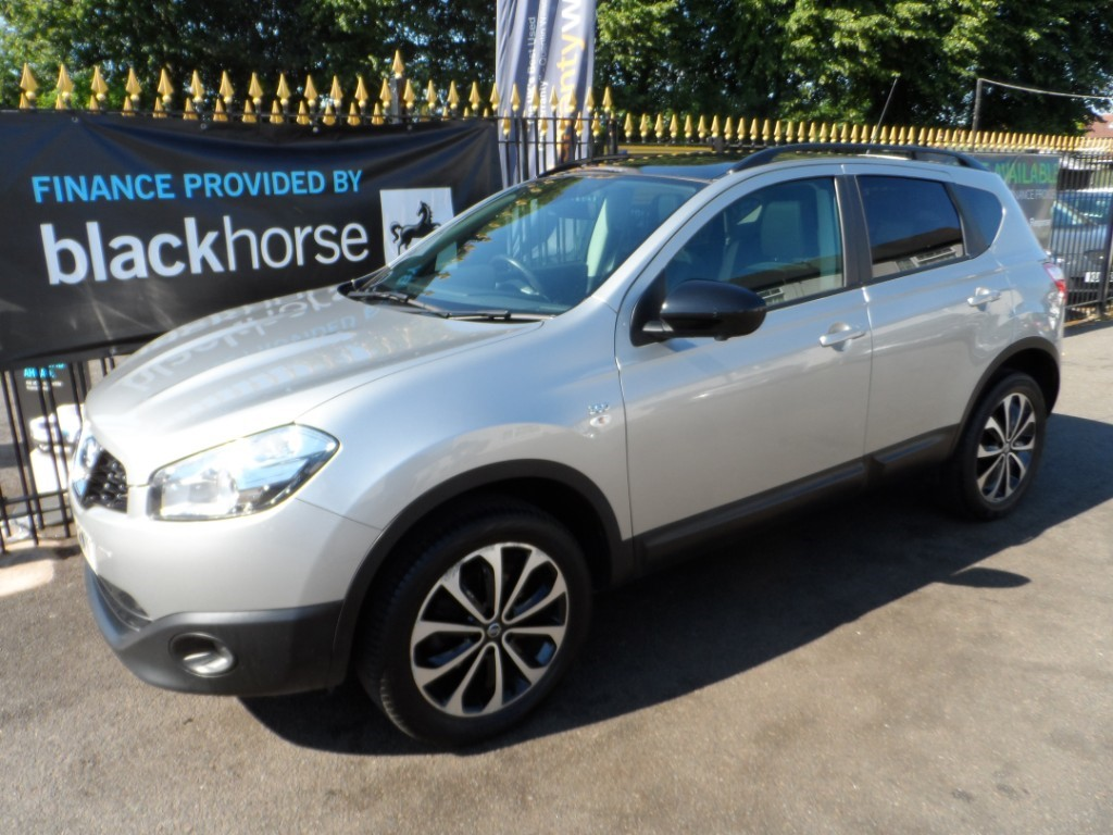 used Nissan Qashqai dCi 360 (s/s) 5dr in Halesowen