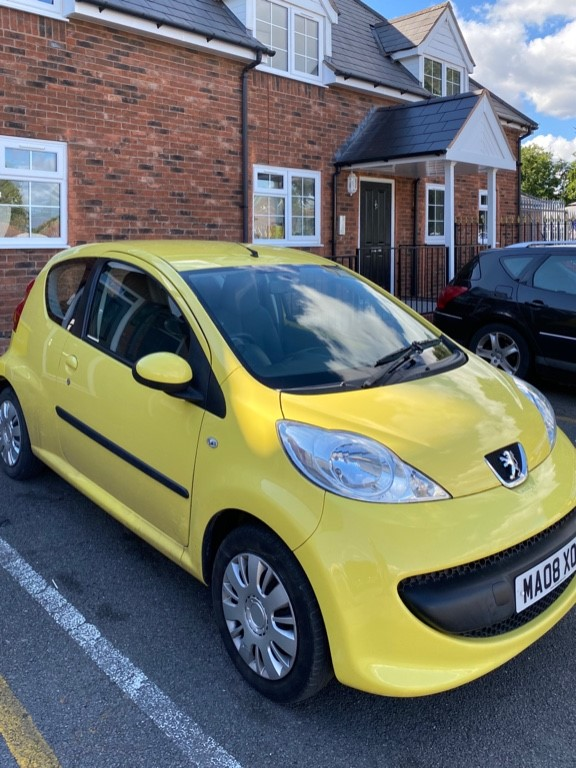 used Peugeot 107 URBAN in Halesowen