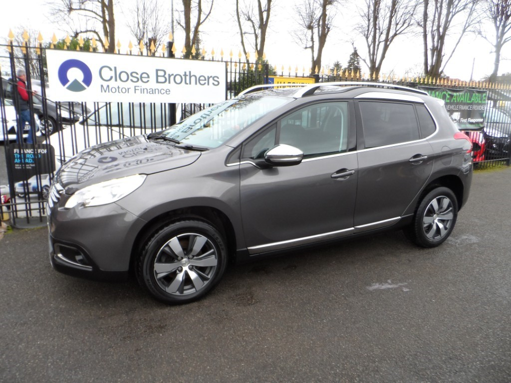 used Peugeot 2008 E-HDI ALLURE in Halesowen