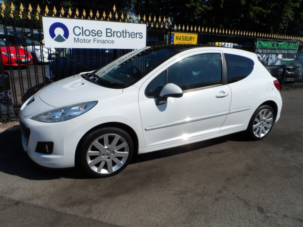 used Peugeot 207 HDI ALLURE in Halesowen