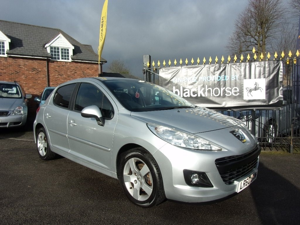 used Peugeot 207 VTi Sport Tiptronic 5dr in Halesowen