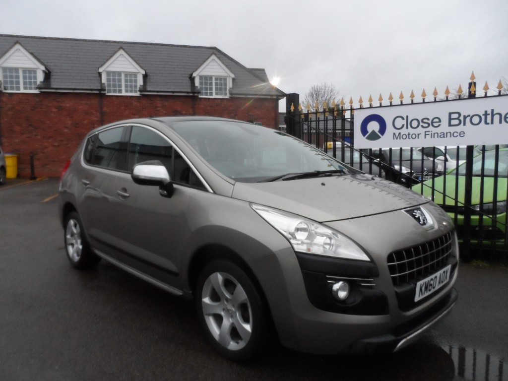 used Peugeot 3008 HDI EXCLUSIVE in Halesowen