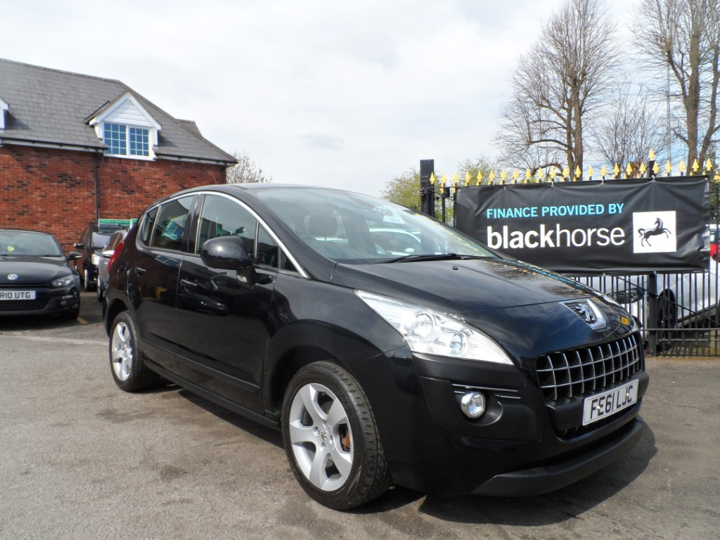 used Peugeot 3008 E-HDI SPORT in Halesowen
