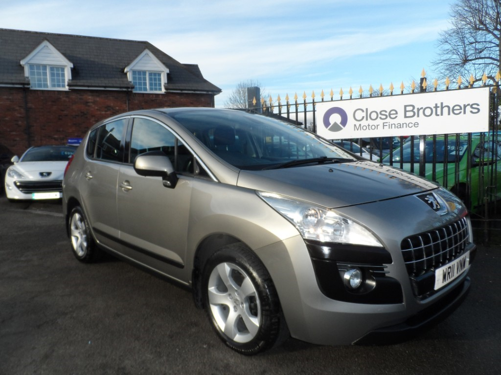 used Peugeot 3008 HDI SPORT in Halesowen