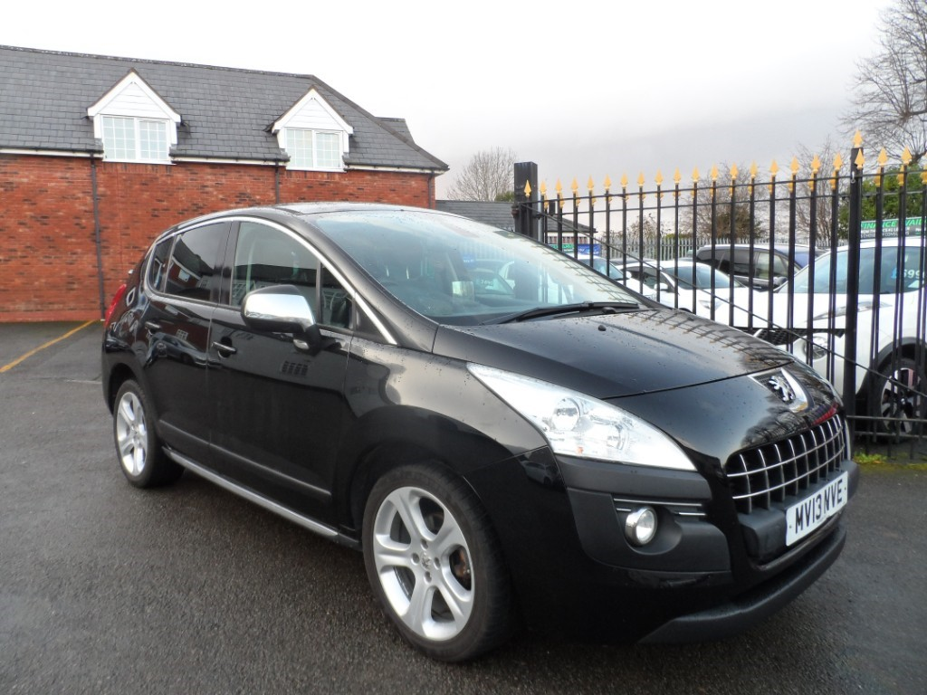 used Peugeot 3008 E-HDI ALLURE in Halesowen