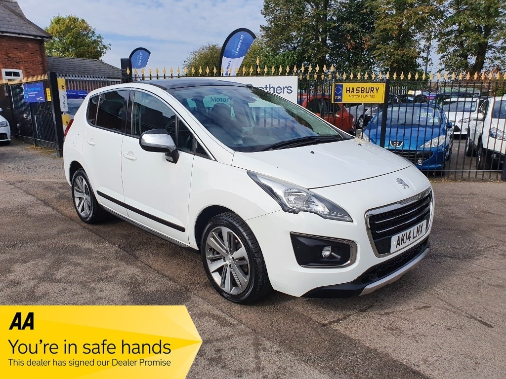 used Peugeot 3008 HDI ALLURE in Halesowen