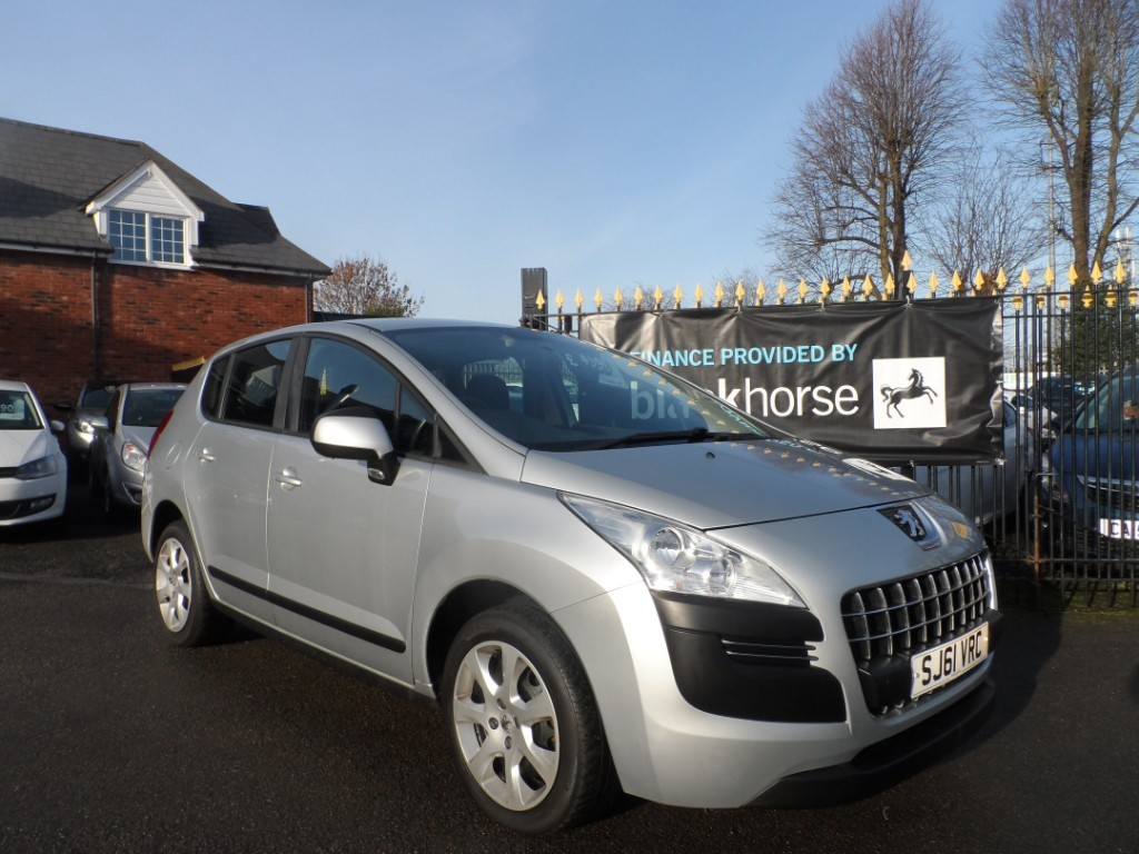 used Peugeot 3008 HDI ACTIVE in Halesowen