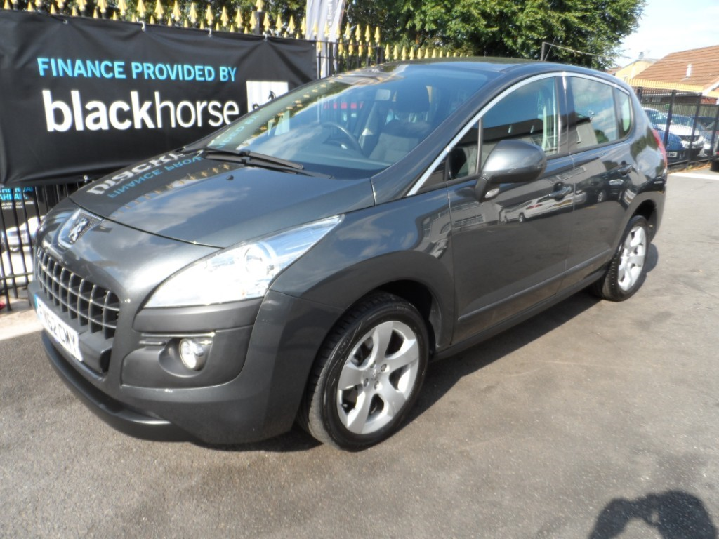 used Peugeot 3008 E-HDI ACTIVE in Halesowen