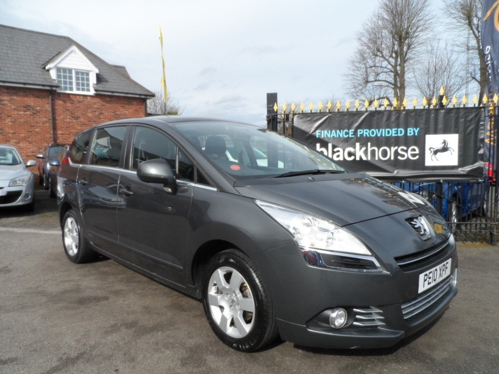 used Peugeot 5008 HDI SPORT in Halesowen
