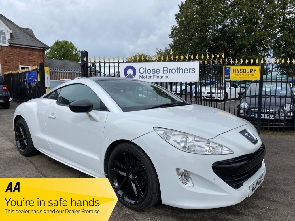 used Peugeot RCZ THP GT in Halesowen