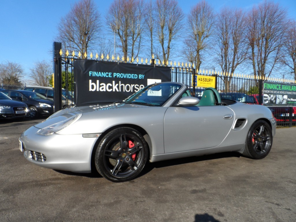 used Porsche Boxster 3.2 S Convertible in Halesowen