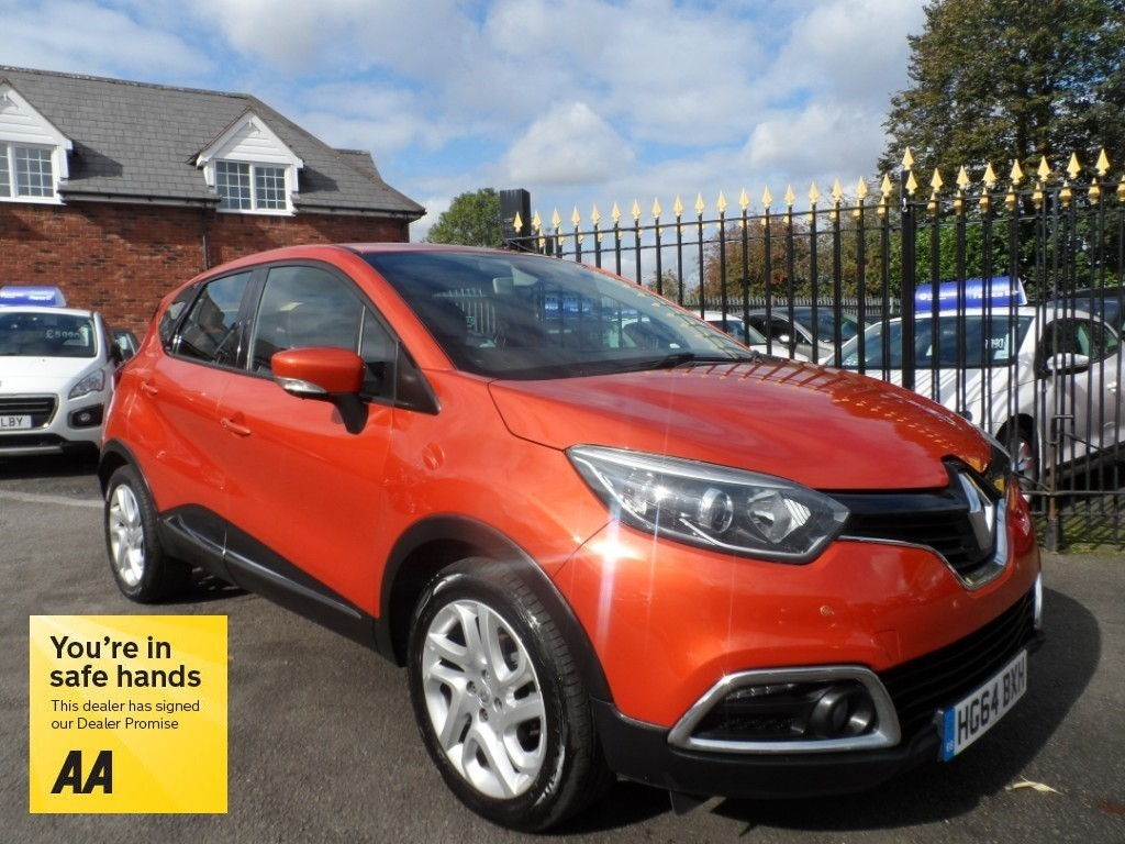used Renault Captur DYNAMIQUE MEDIANAV ENERGY TCE S/S in Halesowen