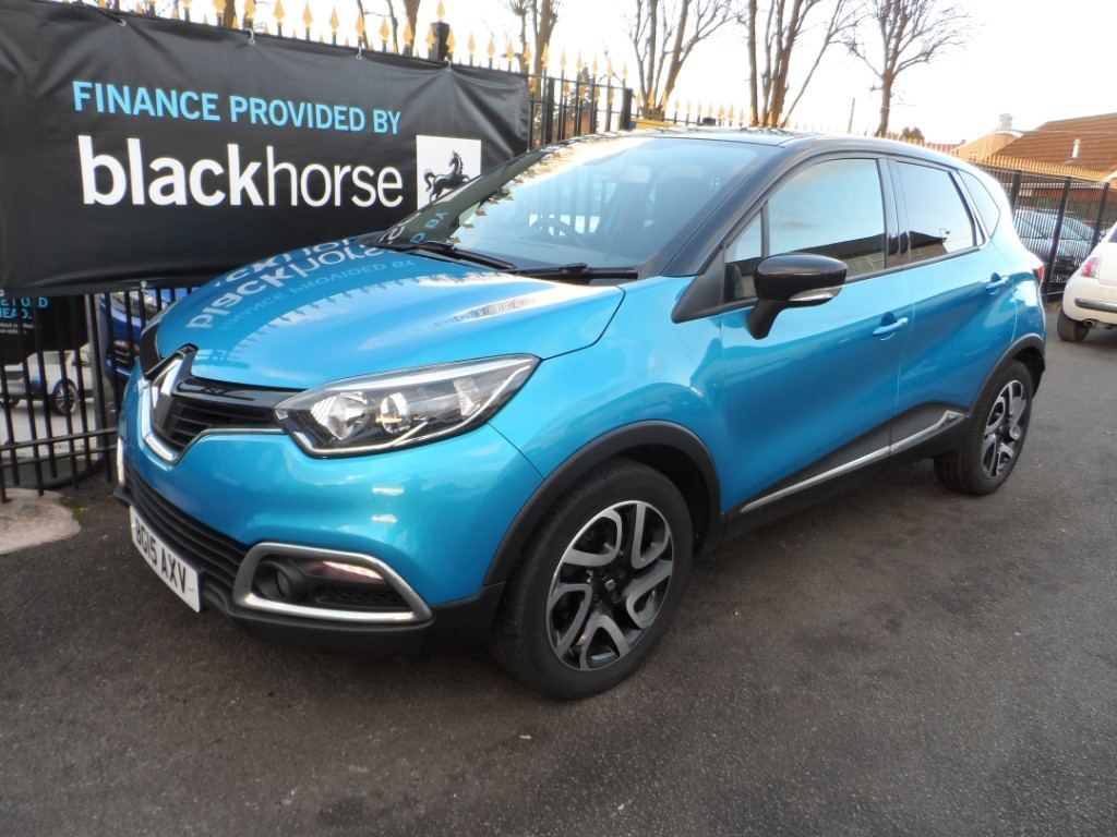used Renault Captur DYNAMIQUE S MEDIANAV ENERGY DCI S/S in Halesowen