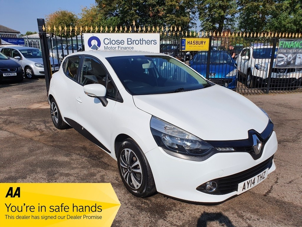 used Renault Clio EXPRESSION PLUS ENERGY DCI ECO2 S/S in Halesowen
