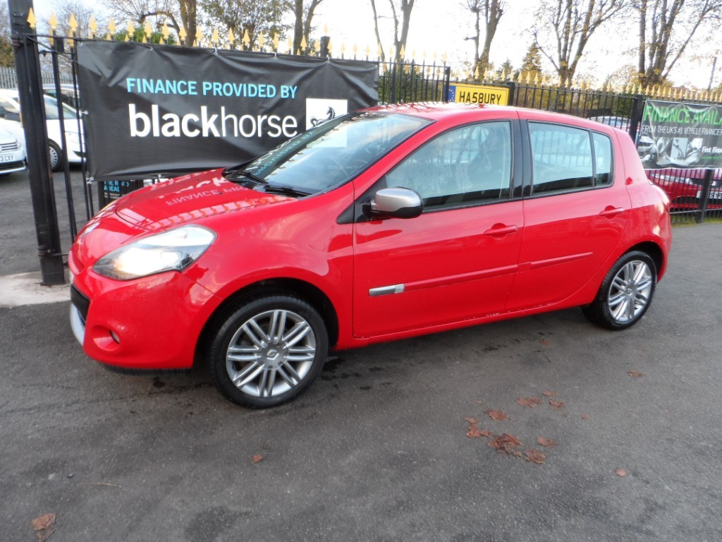 used Renault Clio DYNAMIQUE TOMTOM 16V in Halesowen