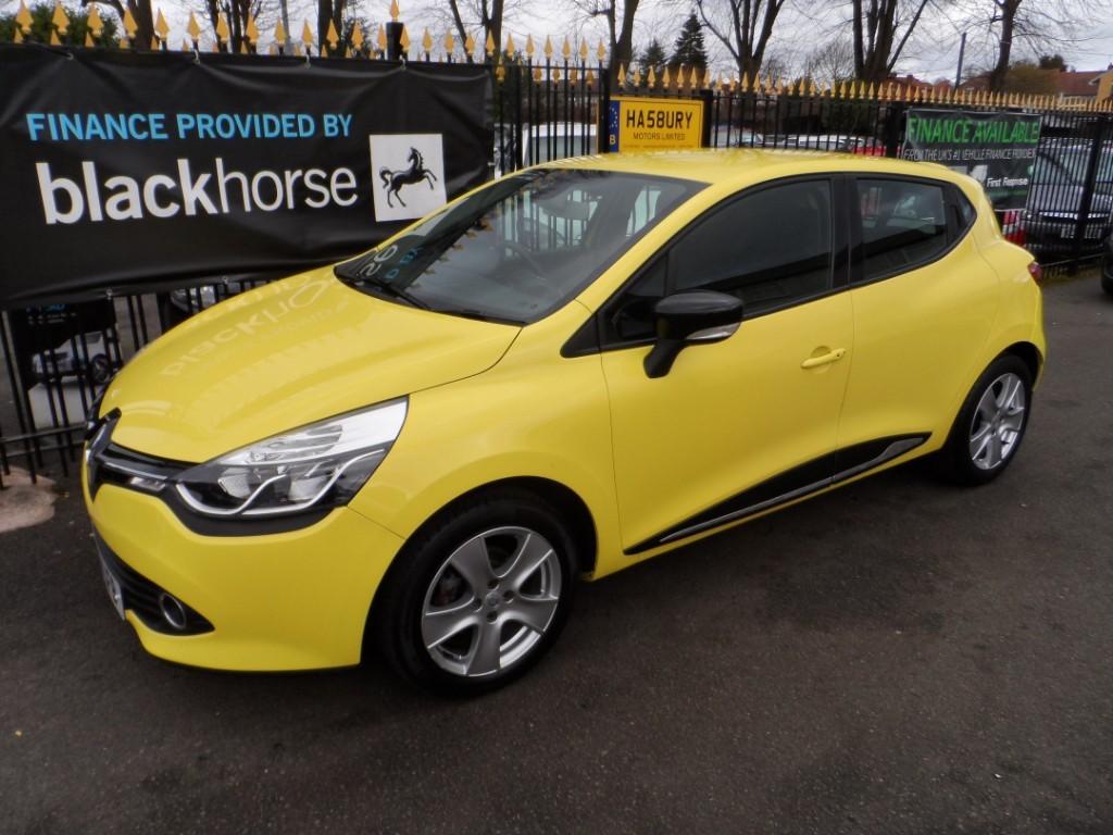 used Renault Clio DYNAMIQUE MEDIANAV in Halesowen