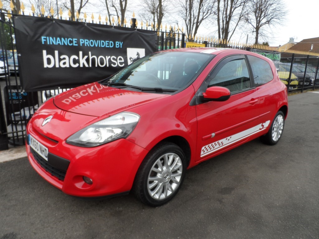 used Renault Clio S 16V in Halesowen